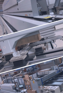 Lohnarbeiten - bekanten - Zuschnitt - CNC
